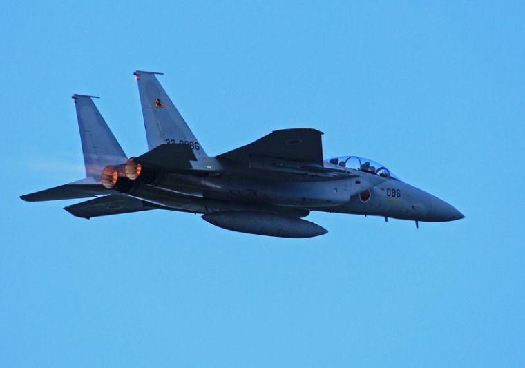 f15アフターバーナー炸裂