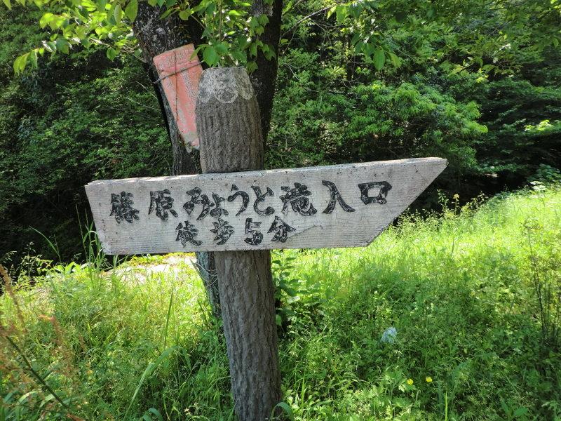 川南町にある篠原夫婦滝を楽しむ
